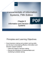 Fundamentals of Information System 5th - Chapter 6