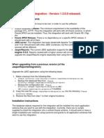 Jasper Reports Integration Version 1.3.0.0 Released