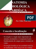 Anatomia radiol. cardíaca