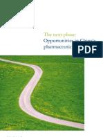 CSG Studie Pharmaceutical China Deloitte Report