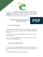 O Comercialista- I Edital para seleção de membros do conselho editorial