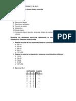 Cuestionario de electrónica II