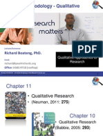Mba Session Methodology