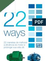 22 maneiras de melhorar a eficiência do motor e prolongar a vida útil