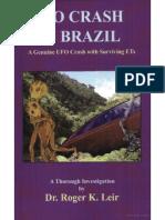 Ufo Crash in Brazil