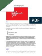 Perú lanza su nueva imagen país