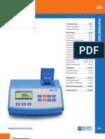 HANNA General Catalog v28 Chapter10 Photometers