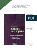 4DESINANO Norma y AVEDANO Fernando CAP 1 Comprension y Produccion de Textos Orales