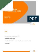 04 Drlivartowski Evaluation Des Couts