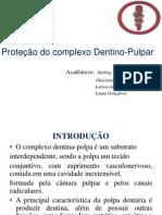 Proteção do complexo Dentino-Pulpar