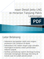 Lamongan Jetty Presentation