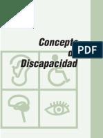 2.Concepto de Discapacidad