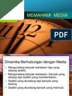 Memahami Media