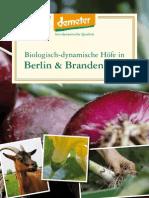 Demeter Broschüre