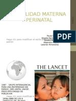 Mortal Id Ad Materna y Perinatal