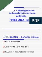 Kaizen -Suport Curs 5S