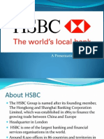 HSBC Worlds Local Bank