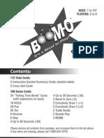 Instrucciones Del Boomo