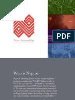 Nypro SR 2011 Web