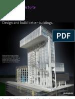 Autodesk Building Design Suite Brochure Letter En