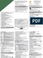 ClonezillaLiveRefCard FR Folding 0.9.5