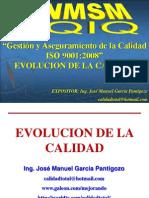 03 - EVOLUCION DE LA CALIDAD