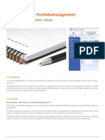 SAP Portfolio and Project Management En