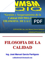06 - FILOSOFIA DE LA CALIDAD