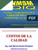 08 - COSTOS DE LA CALIDAD