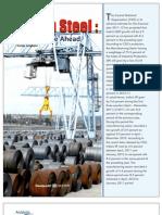Indian Steel Industry Challenges Ahead