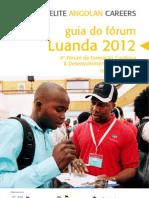 EAC Guia do Fórum Luanda 2012
