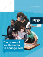 The Power of Youth Media to Change Lives