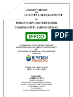 Ashish Gupta 09DM026 IffcoLtd Fertilizers