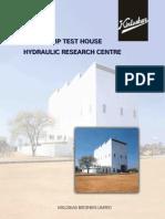 KBL Pump Test House