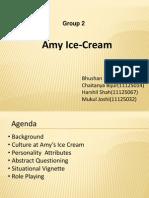 Amy Ice Cream