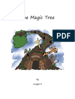 The Magic Tree - By Anagha R