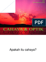 Optik Cahaya