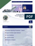 Understanding Takeoff Thrust Settings