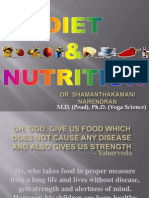 Diet and Nutrition New Ppt 3755