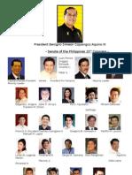 President Benigno Simeon Cojuangco Aquino III