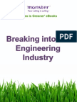 16479281 Breaking Into the Engineering Industry
