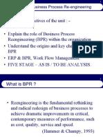 Bpr - Erp Unit 4 - Ppt