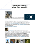 9 Manastiri Din Moldova Care Trebuie Vizitate Daca Ajungi in Neamt