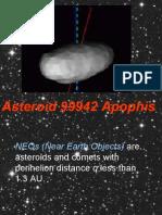 Apopsis Asteroid