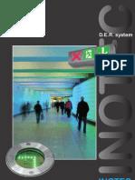 Iluminação emergência INOTEC DER - System