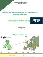 A Revolucao Industrial Em Inglaterra