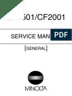 Manual Servicio General