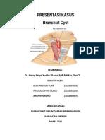 PERSENTASI KASUS Brachial Cyst Lengkap