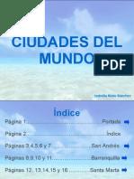 Isabella Nieto 4D- Ciudades Del Mundo