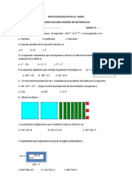 examenes 2 periodo
